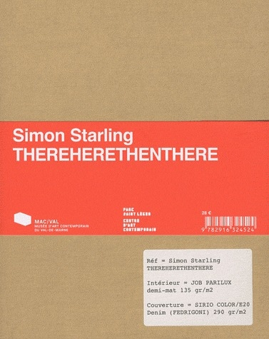 Simon Starling, thereherethenthere