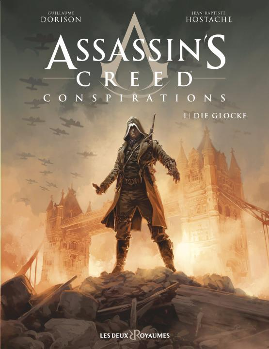 Assassin's Creed - conspirations T.1 ; die glocke