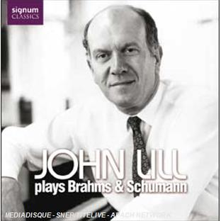 John Lill plays Brahms and Schumann
