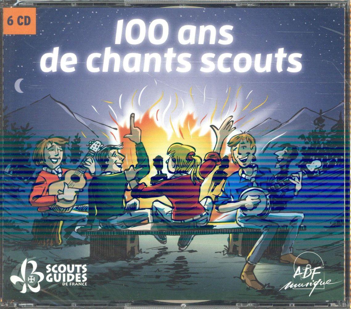 100 ANS DE CHANTS SCOUTS - AUDIO