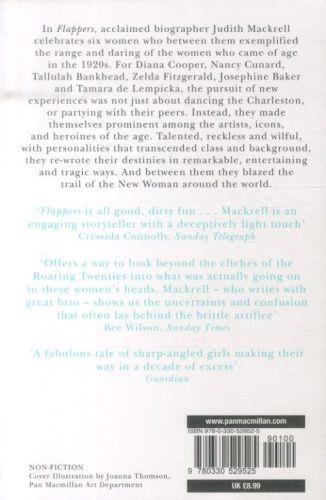 Flappers: six women of a dangerous generation