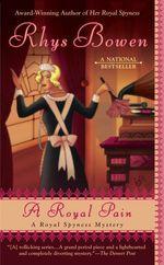 Vente EBooks : A Royal Pain  - Rhys BOWEN