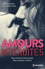 Vente EBooks : Amours interdites  - Victoria Pade - Joanna Sims