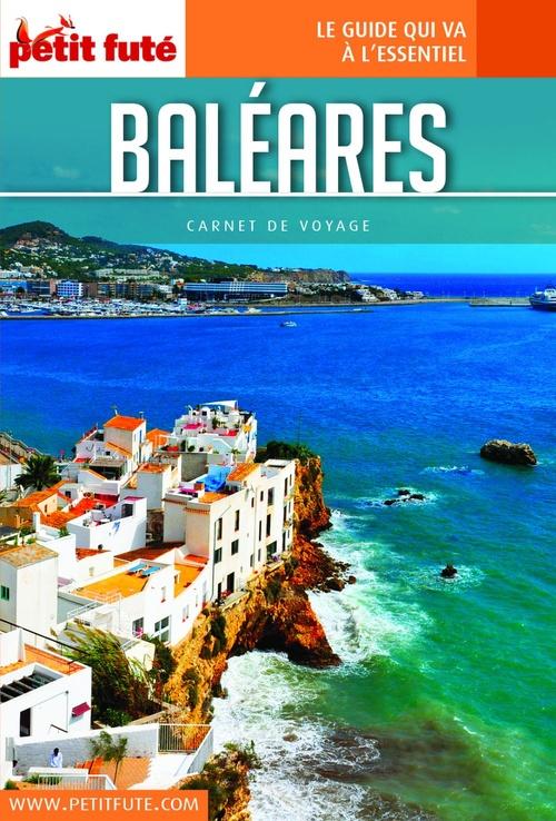 Baleares 2019 carnet petit fute + offre num