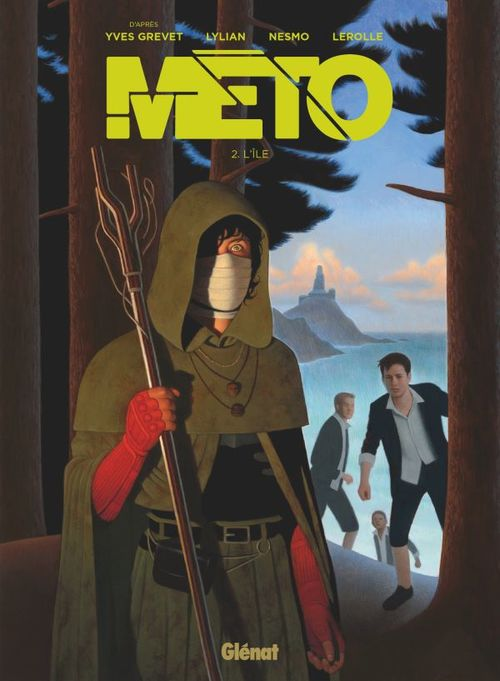 Méto - Tome 02  - Nesmo  - Lylian