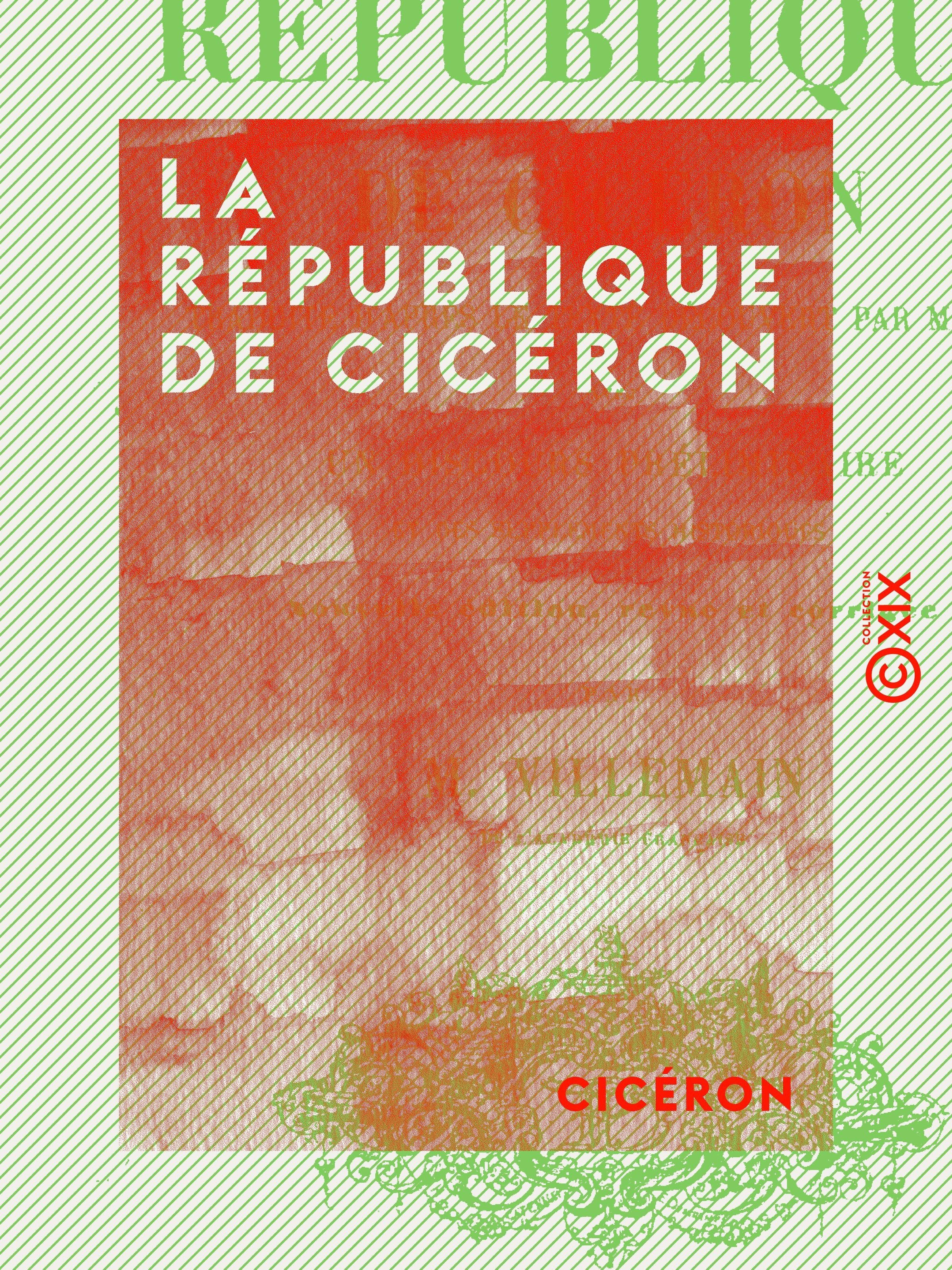 La République de Cicéron