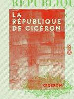 Vente EBooks : La République de Cicéron  - CICERON