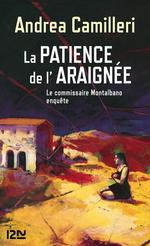 Vente Livre Numérique : La patience de l'araignée  - Andrea Camilleri