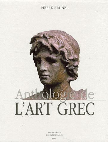 Anthologie de l'art grec
