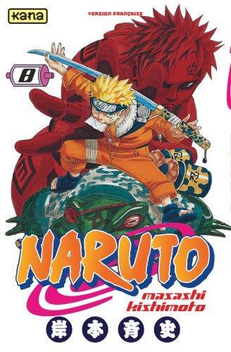 NARUTO T.8 KISHIMOTO, MASASHI
