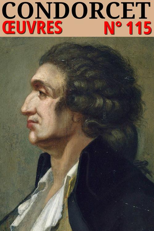 Nicolas de Condorcet - Oeuvres