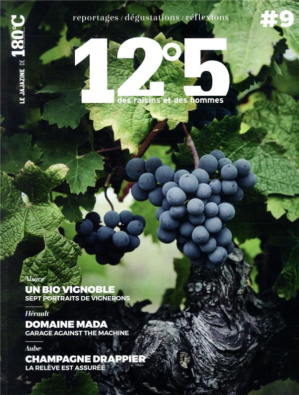 12°5 des raisins et des hommes n.9