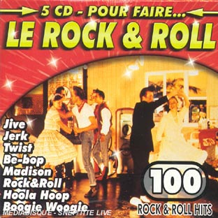 5 Cd Pour Danser Le Rock And Roll (Version Originales)