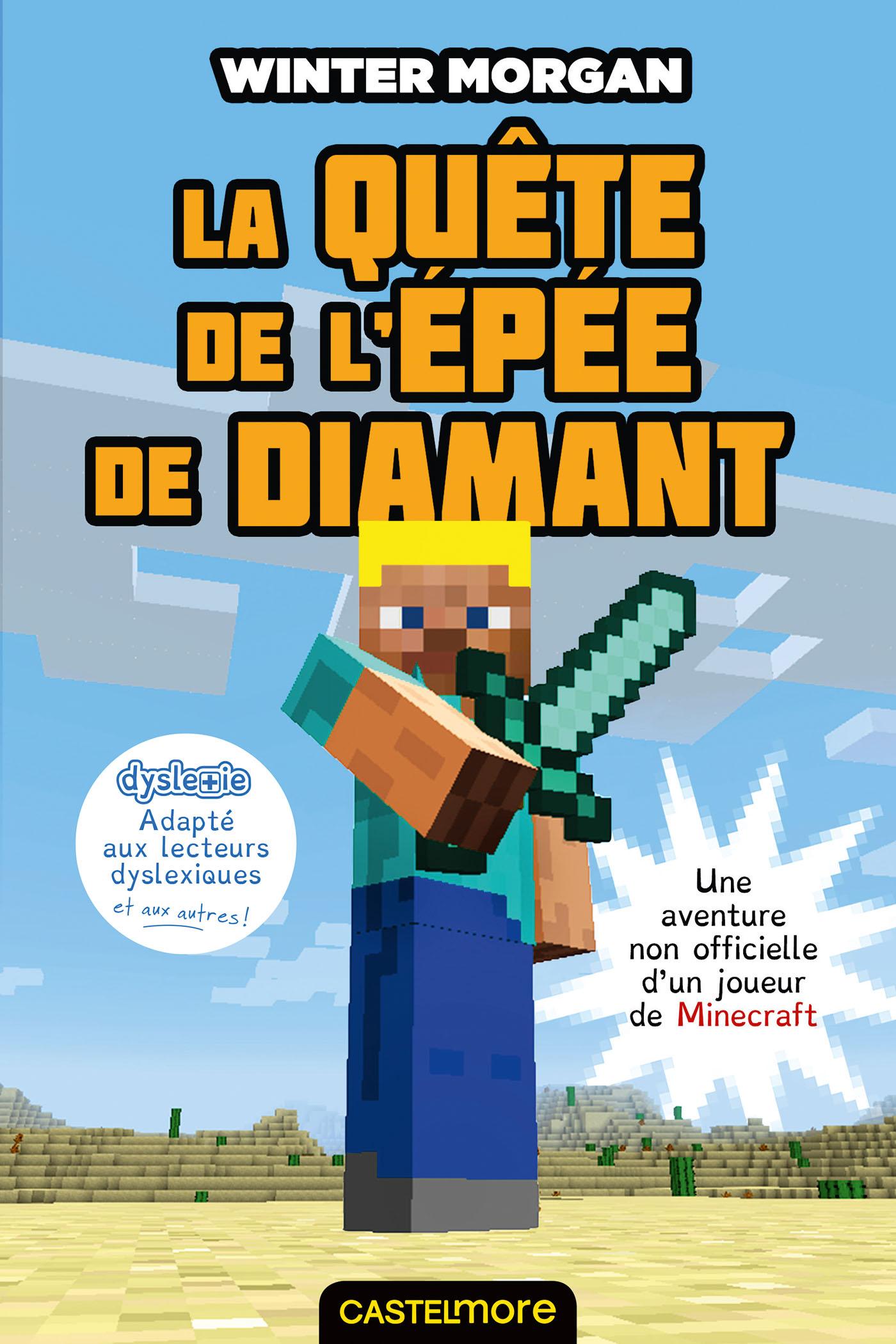 La Quête de l'épée de diamant (version dyslexique)
