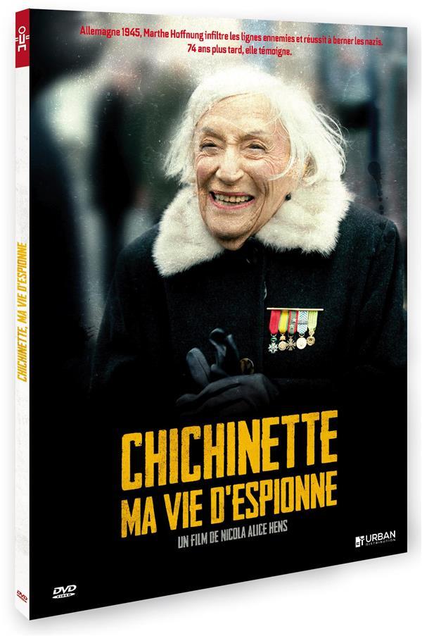 Chichinette : ma vie d'espionne