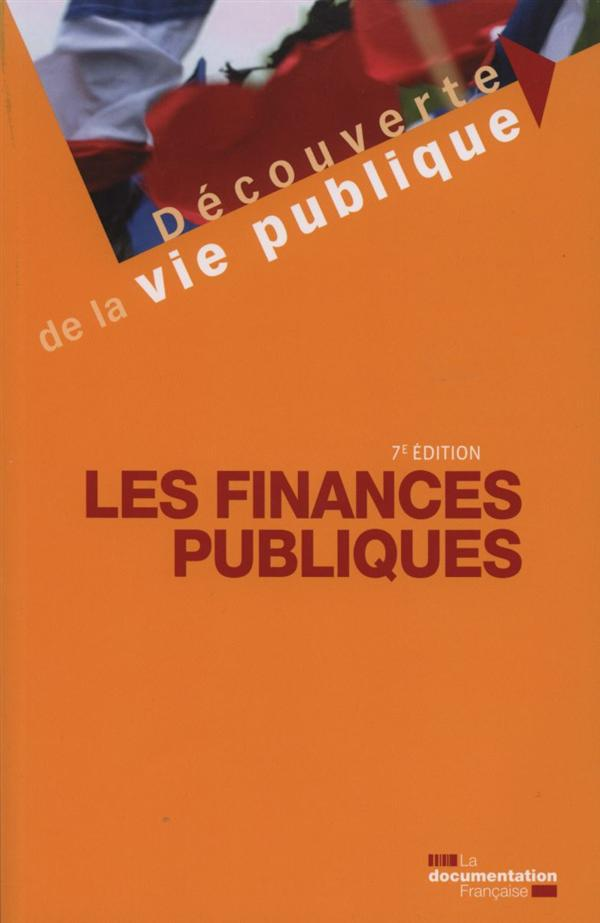 Les finances publiques (6e édition)