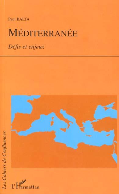 Mediterranee - defis et enjeux