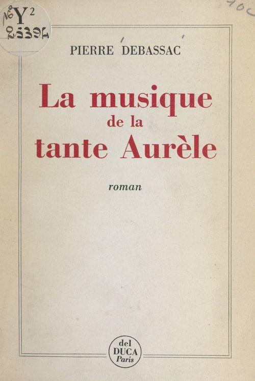 La musique de la tante Aurèle