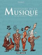 Vente Livre Numérique : Histoire de la musique en 80 tomes (Tome 1)  - Jean-Michel Thiriet
