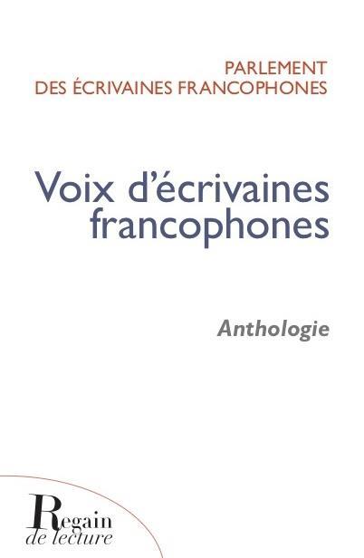 Voix d'écrivaines francophones, anthologie