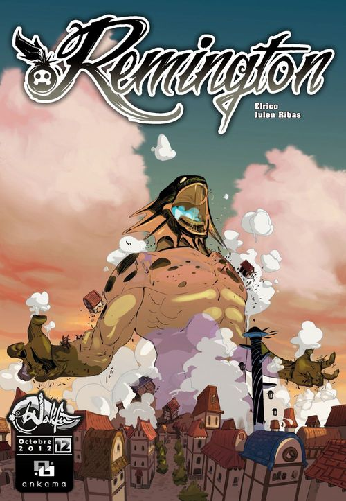 Remington - Tome 12  - Tot  - Adriàn