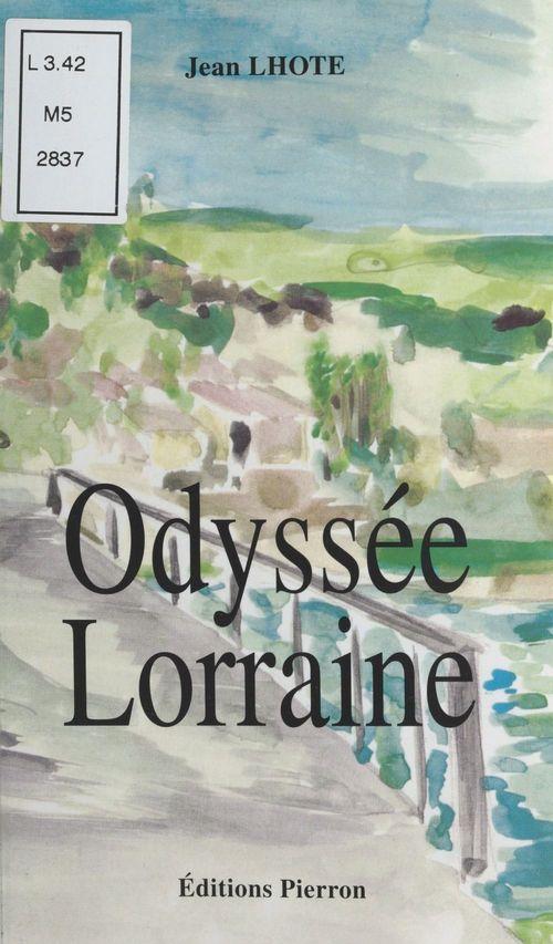 Odyssee lorraine
