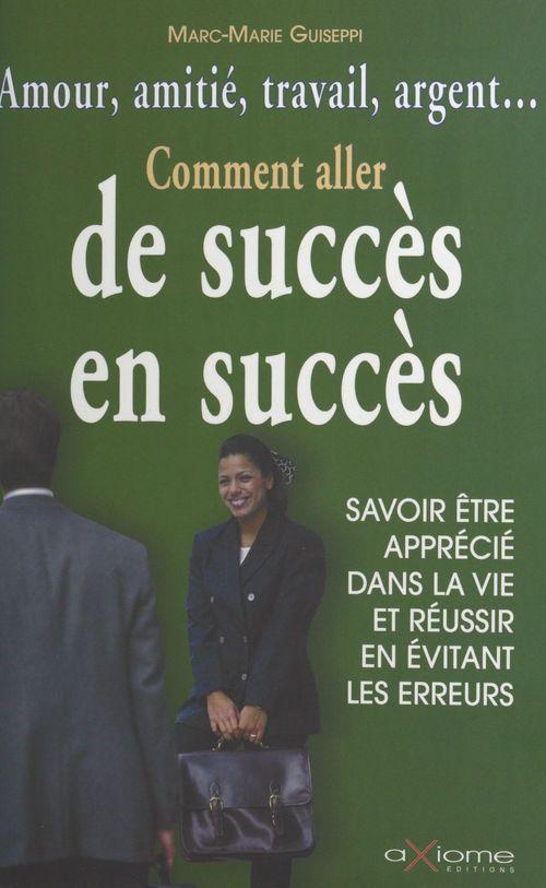 Comment avoir du succes