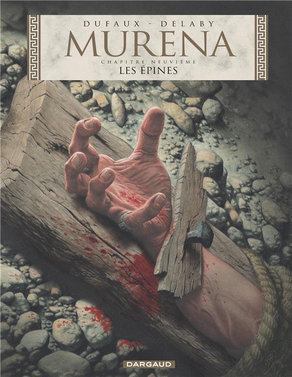 MURENA T.9  -  LES EPINES Delaby Philippe