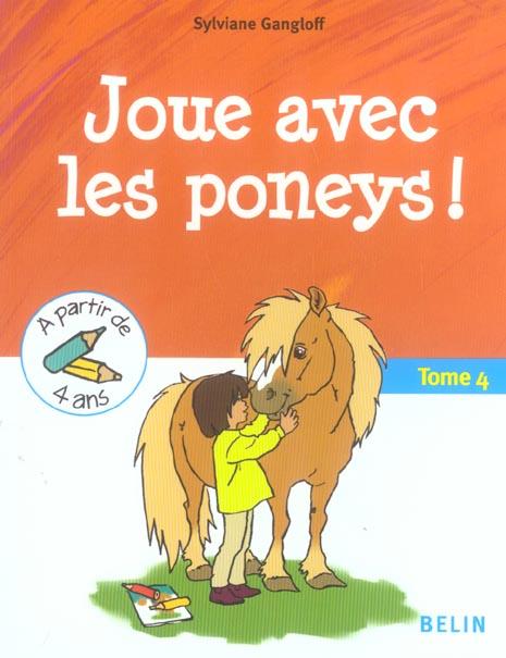 Joue avec les poneys ! t.4