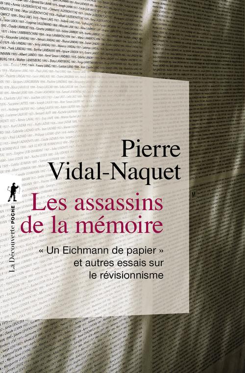 Les assassins de la memoire (nouvelle edition)