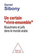 Vente Livre Numérique : Un certain «vivre-ensemble»  - Daniel Sibony