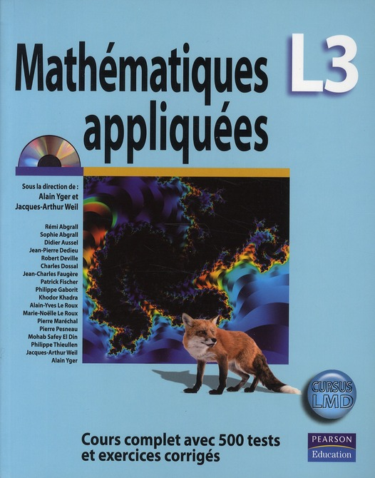 Mathematiques Appliques L3