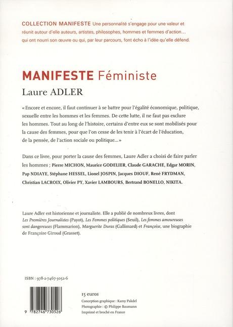 manifeste féministe