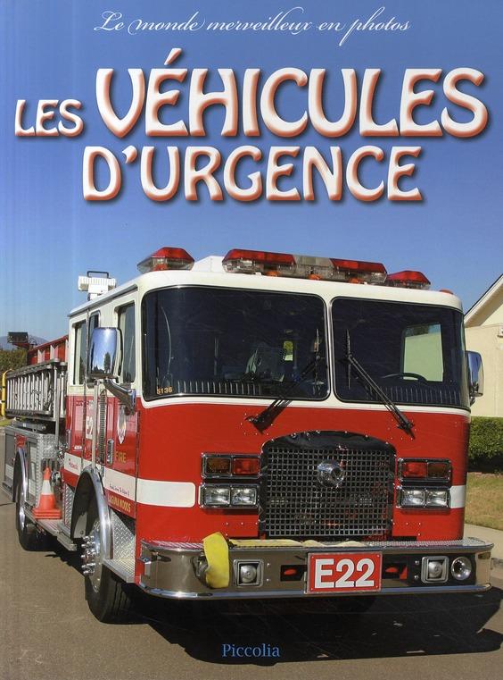 Monde Merveilleux/Les Vehicules D'Urgence