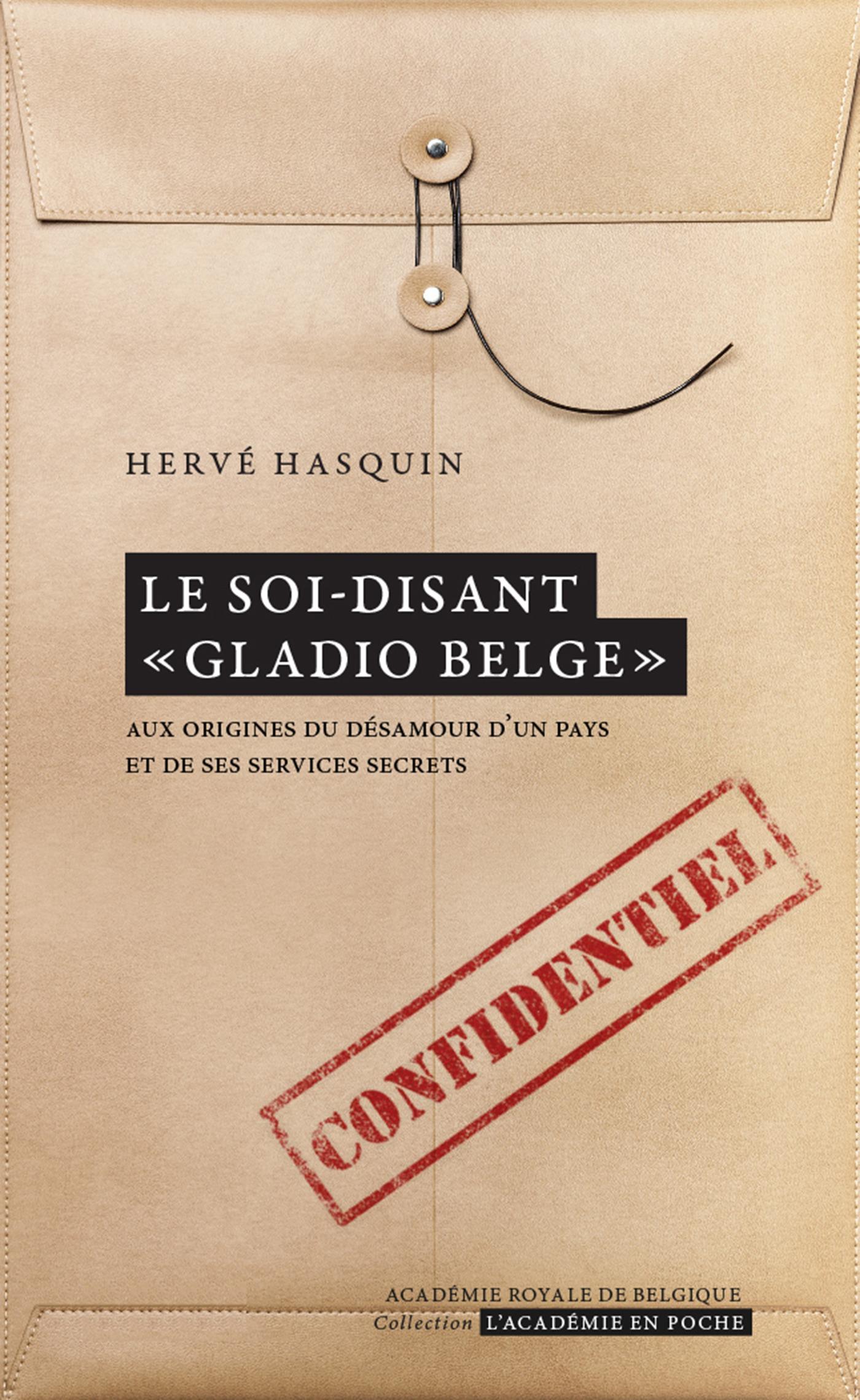 Le soi-disant « Gladio belge »