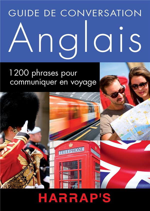 Anglais ; guide de conversation