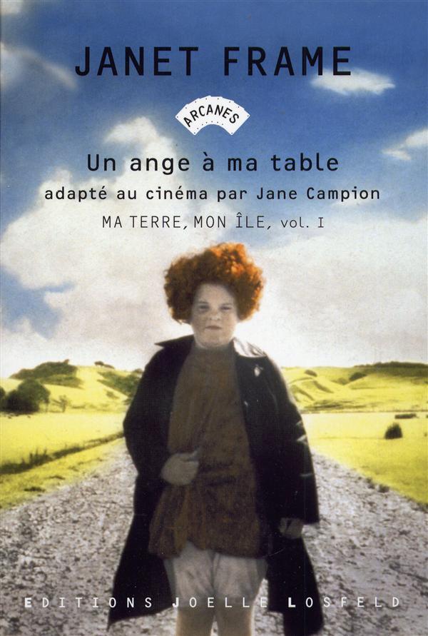 Ma Terre, Mon Ile ; Un Ange A Ma Table T.1