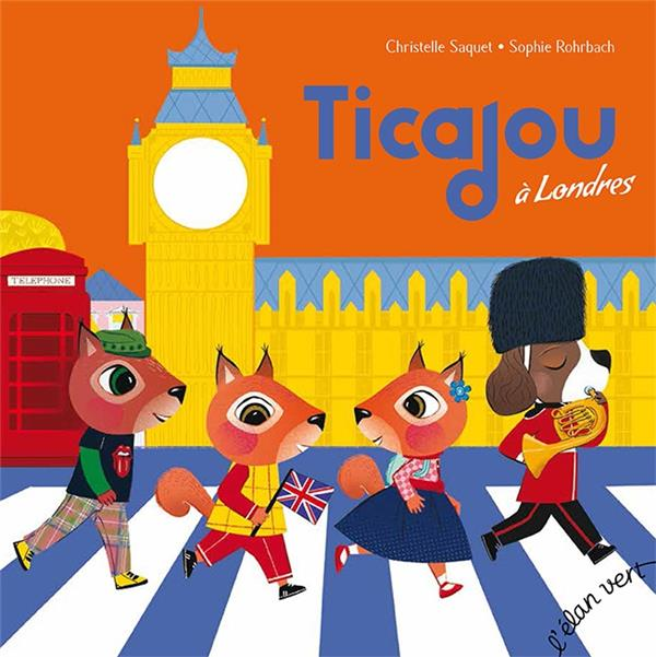 TICAJOU A LONDRES CHRISTELLE SAQUET/SO