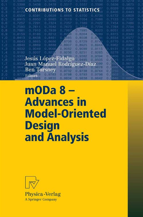 MODa 8 - Advances in Model-Oriented Design and Analysis