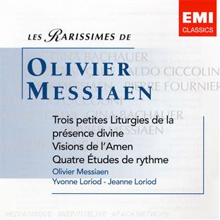 Les Rarissimes De Olivier Messiaen