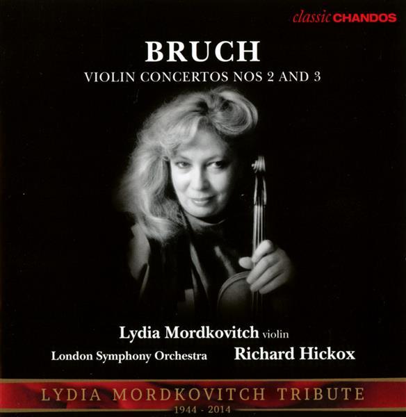 violins concertos n°2 and 3