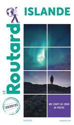 Guide du Routard Islande 2020/21