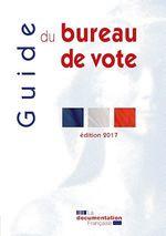 Vente Livre Numérique : Guide du bureau de vote  - La Documentation française