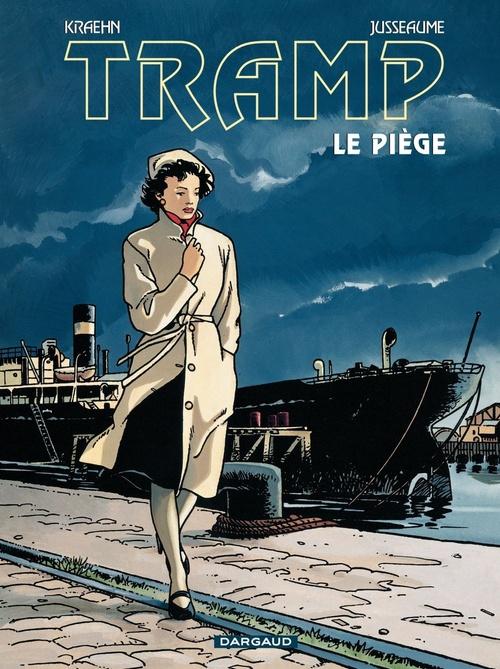 Tramp T.1 ; le piège