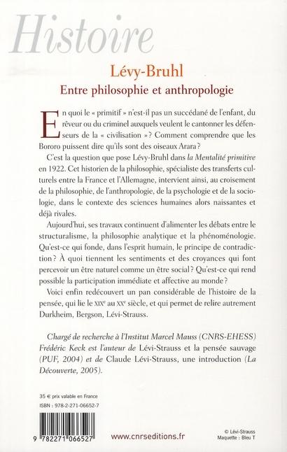 Entre philosophie et anthropologie