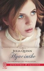 Vente Livre Numérique : La chronique des Bridgerton (Tome 7) - Hyacinthe  - Julia Quinn