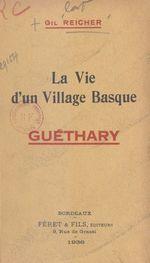 La vie d'un village basque : Guéthary