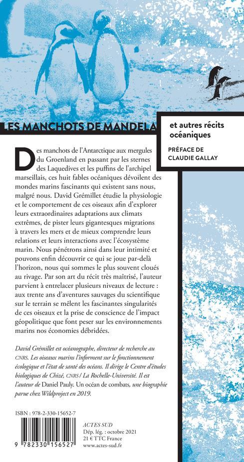 Les manchots de Mandela et autres récits océaniques