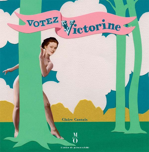 Votez Victorine !