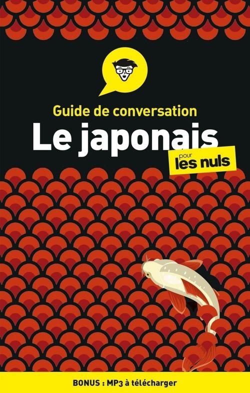 Guide de conversation japonais pour les nuls (4e édition)